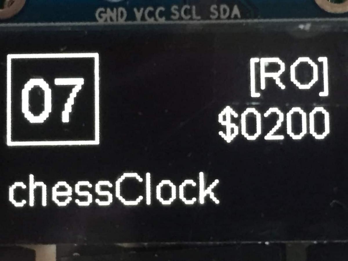 SD1306 OLED